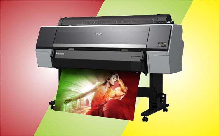 Impressora Epson Plotter