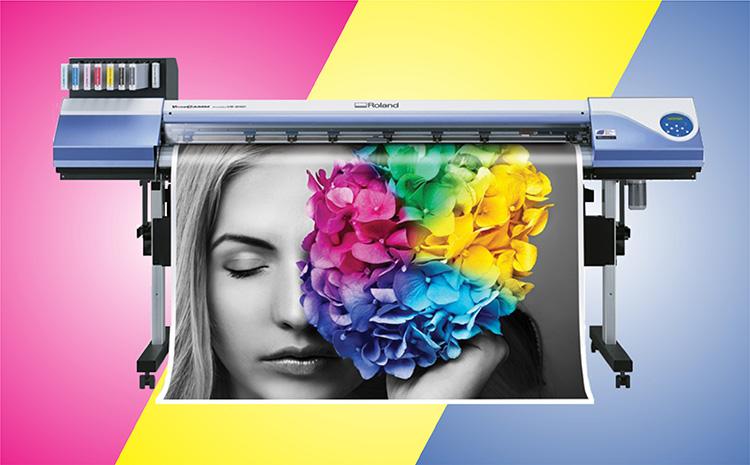 Impressora Plotter Roland
