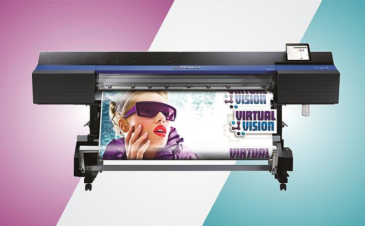 Impressora Roland Plotter